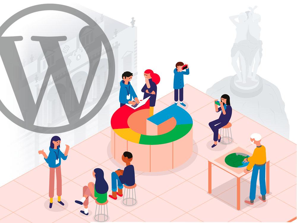 Atelier WordPress à Montpellier